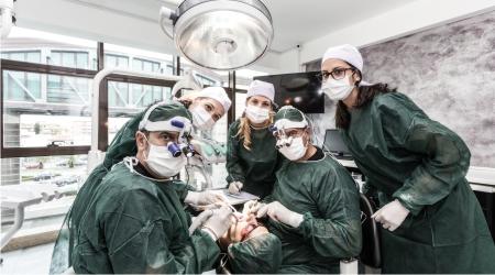 chirurgia avanzata pre-implantare